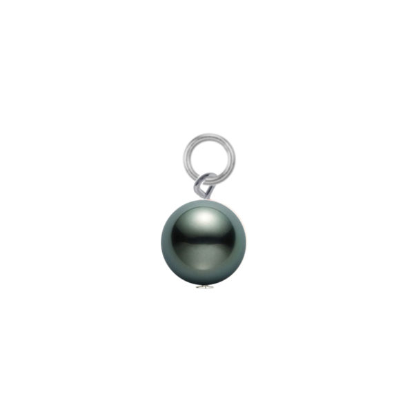 Interchangeable Earrings Swarovski South Sea Pearl By Poshloot