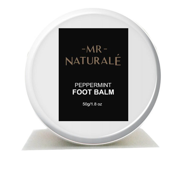 Mr Naturale Natural Foot Balm For Men