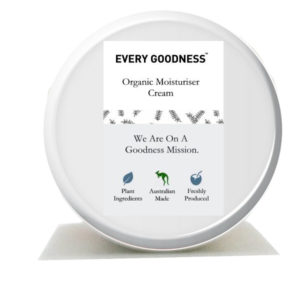 Organic Moisturizer By Everygoodness
