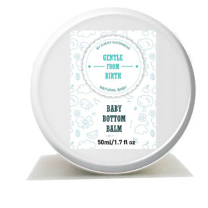 gentle from birth baby bottom balm 50ml