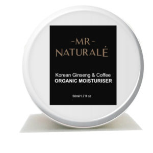 organic moisturizer korean ginseng and coffee by mrnaturael